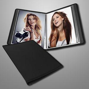 Economy 8x10 Modeling Portfolio Book Model Photo Album Display Presentation   eBay