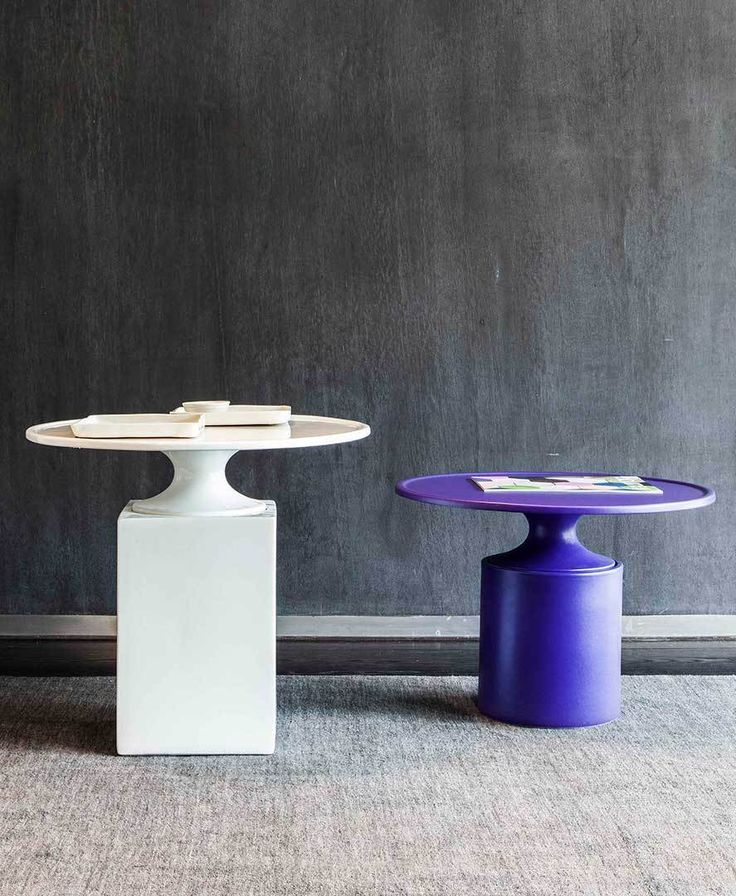Christophe Delcourt | Side Tables | Design | Furniture