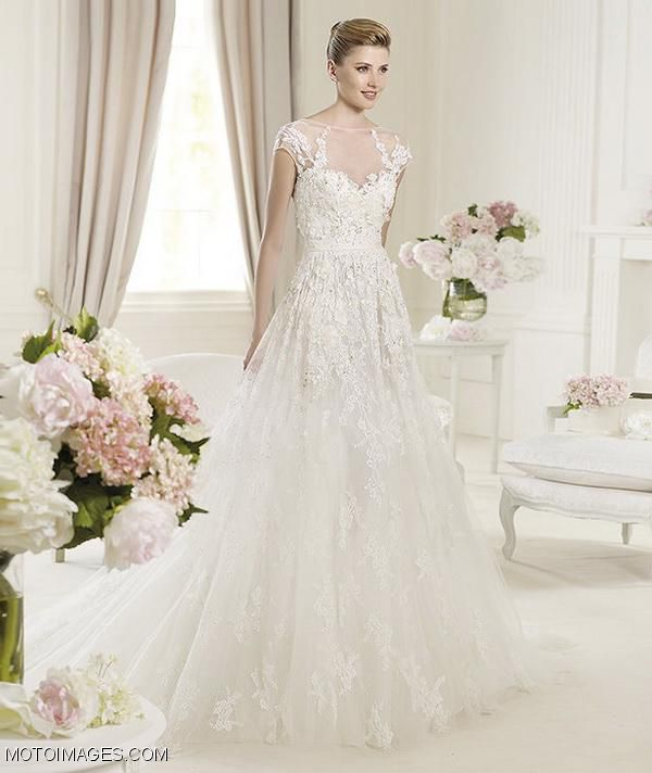 dcb947f42b1c09e69de31897b30ca7fc  elie saab wedding dresses elie saab bridal - Pronovias Wedding Dress