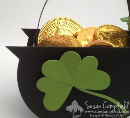 How To Make A Pot Of Gold Craft