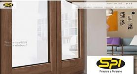SPI Finestre  WOOI® realizza il nuovo sito web responsive di SPI Finestre, azienda di serramenti esclusivi per le case più belle nel mondo, con una nuova grafica in grado di adattarsi a qualsiasi dispositivo desktop e mobile