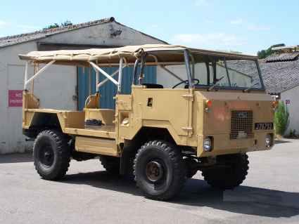 193 best LAnd ROver - Forward Control (FC) images on Pinterest ...