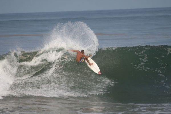 Left Point Break Mexico Surf Tour