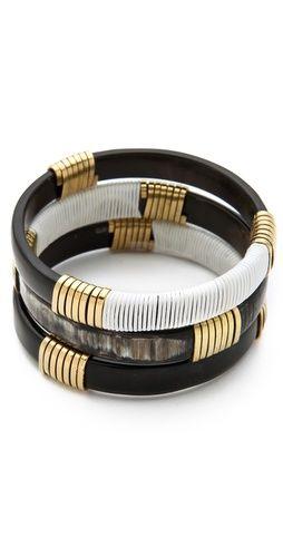 Kora Wide Ruma Bangles   SHOPBOP: Bling, Bracelets Cuffs, Ruma Bangles, Diy Bracelets, Jewels, Bangles Bracelets, Beautiful Bracelets, Bangle Bracelets, Jewelry 2