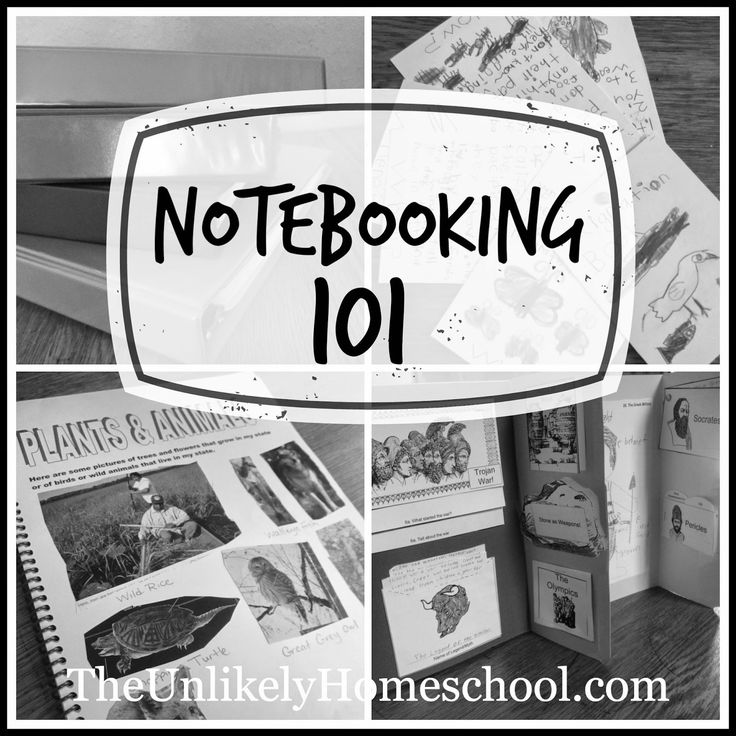 Notebooking 101: The WHAT and WHY of Notebooking {The Unlikely Homeschool}