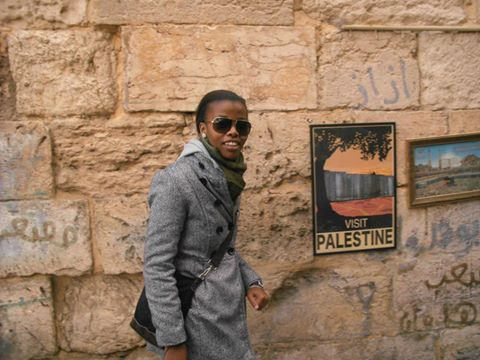 Visit to Israel. Photo by: Sisonke Marambana