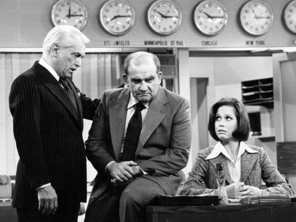 Mary Tyler Moore, Who Rose With Dawn Of Modern TV, Dies At 80