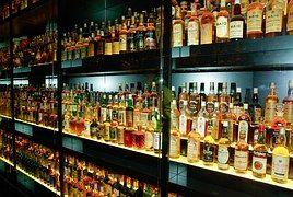 Whisky, Alcohol, Flessen