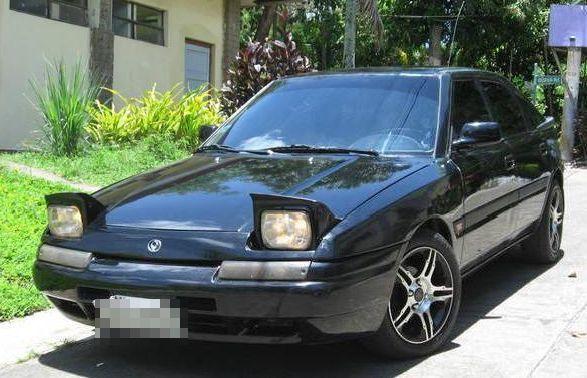Mazda Astina 323 Sedan Mobil Mazda