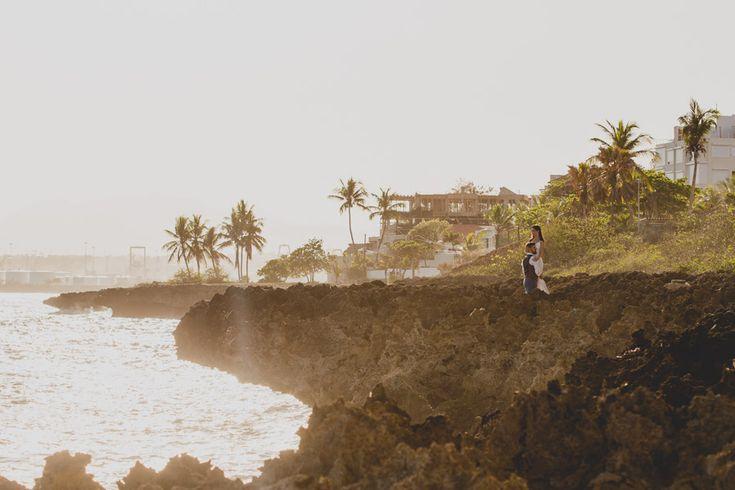 Ensaio de Casal na República Dominicana | Regiane e Flávio