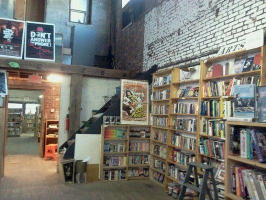 .mostly books, bainbridge st.