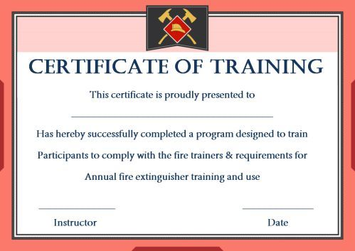 Fire Safety Certificate: 10+ Safety Certificate Templates