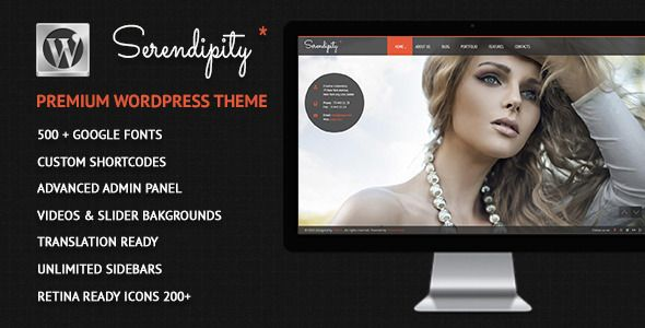 Full Screen Wordpress Theme Download http://stockgorilla.blogspot.ch/2014/03/12-best-responsive-full-screen.html