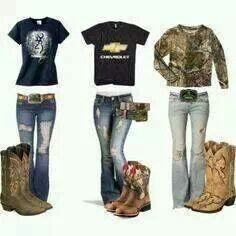 Must haves for this country girl!