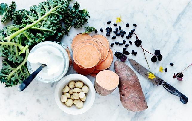 Se 10 sunde mirakler til dit køleskab + lidt opskrifter til at bruge dem samt alternative fødevarer :)