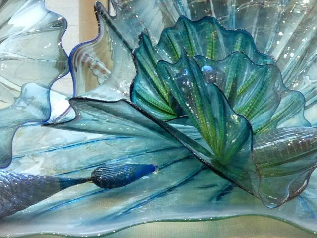 Art Glass by Dale Chihuly