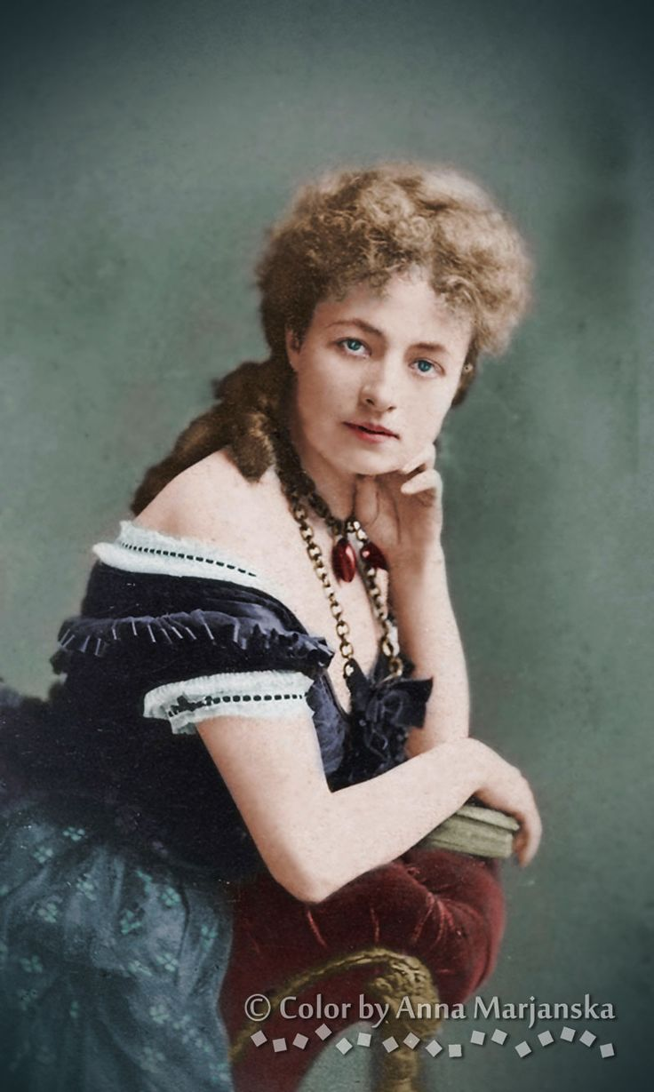 Helena Modrzejewska