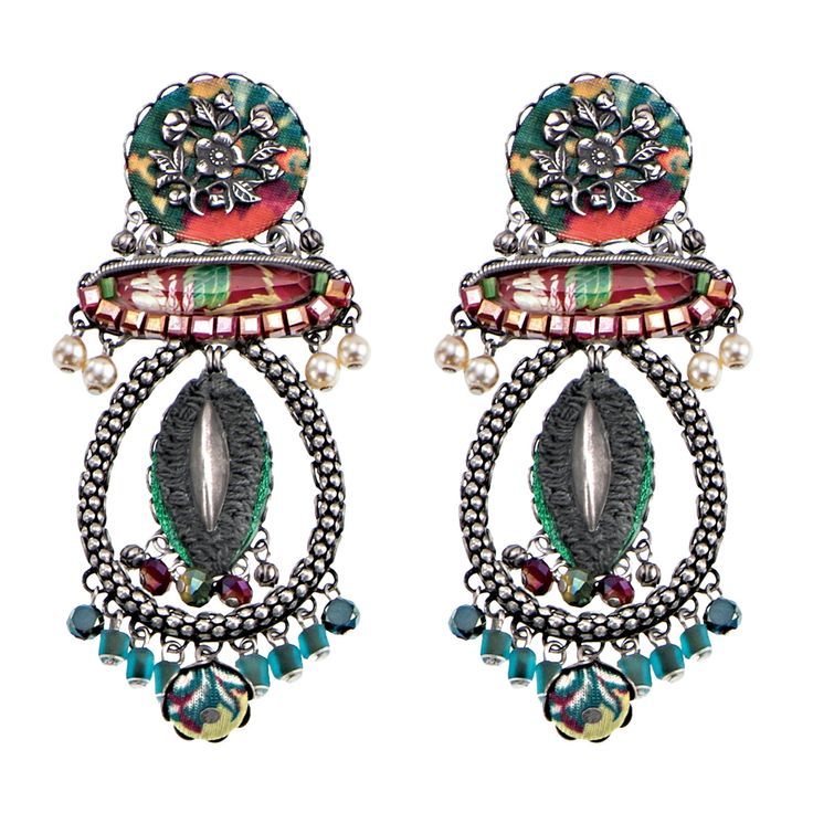 Multi Coast Diva Earrings | Ayala Bar Hip Collection – Winter 2015/16