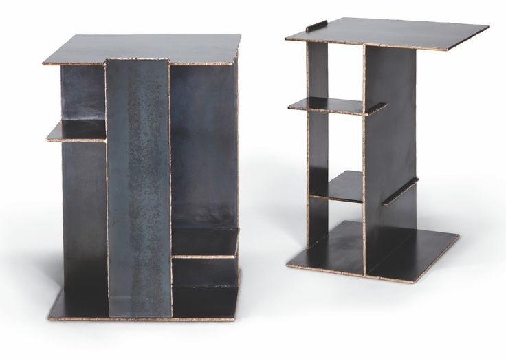 Buy Alisomar Side Tables By Tuell + Reynolds By San Francisco Design Center  (SFDC)