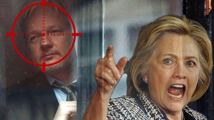 #VR #VRGames #Drone #Gaming Hillary Clinton Wanted To Assassinate Wiki Leak's Julian Assange assange correa, assange ecuador, assange snowden, Debate Clinton Trump, Drone Videos, Ecuador, hillary clinton, Hillary Rodham Clinton, Hillary Trump, informoverload, julian assange, lemmiwinks, lemmiwinks wikileaks, news, snowden, trump, Trump Clinton, Trump Debate, WikiLeaks, wikileaks 2013, wikileaks ufo footage #AssangeCorrea #AssangeEcuador #AssangeSnowden #DebateClintonTrump