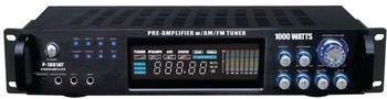Pyle-Pro - Hybrid Amp & AM/FM Tuner (1,000 Watt)