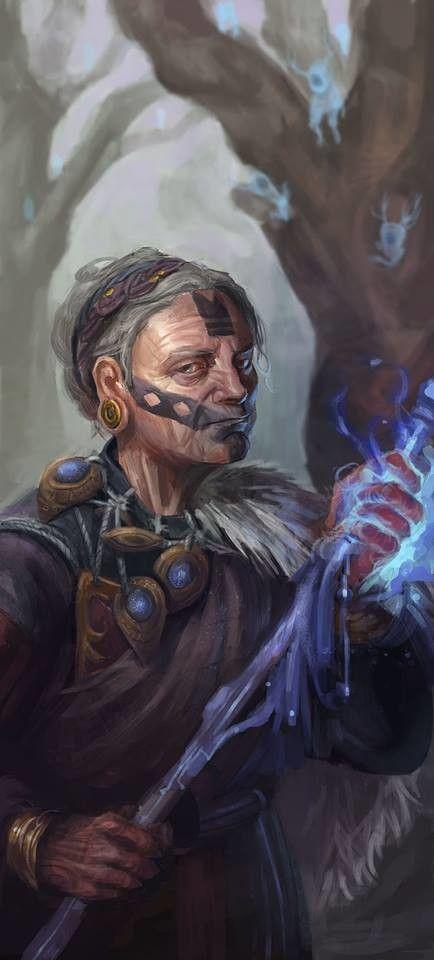 ArtStation - The last guardian, Zoey Zhou