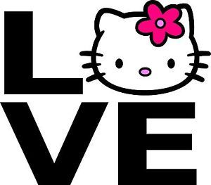 Perfect Hello Kitty Wall Art | Home, Furniture U0026 DIY U003e Home Decor U003e Wall Decals Part 26