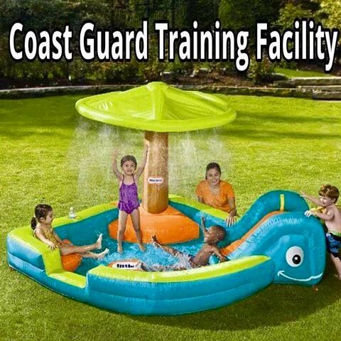 Coast Guard Training Facility