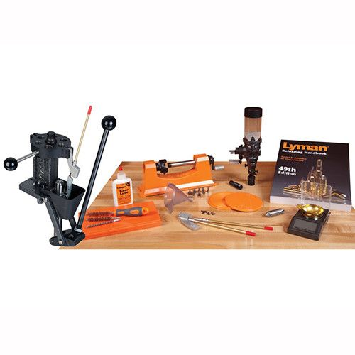Lyman T-Mag Master Reloading Kit w/1500 Micro-Touch Scale