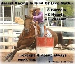 Barrel Racing Quotes And Sayings | funny