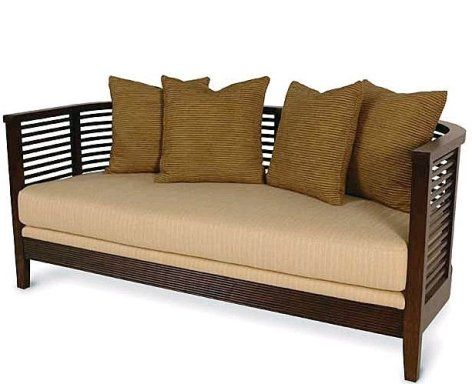 Reclining Sofa Wooden Sofa