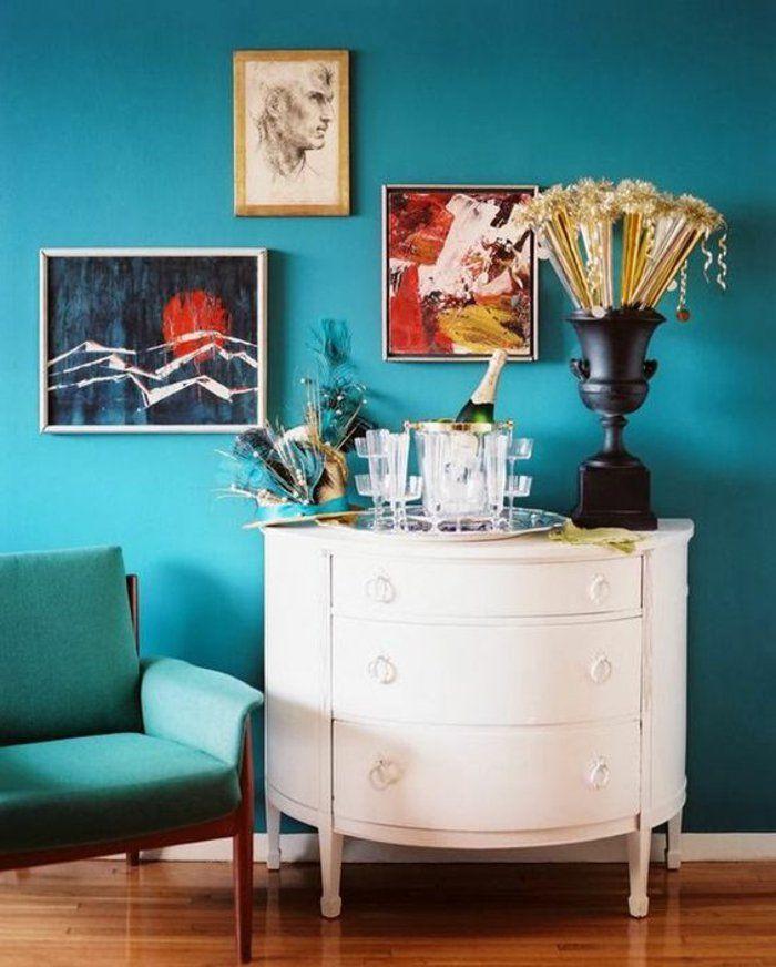17 meilleures id es propos de fauteuil bleu canard sur for Bleu canard fonce
