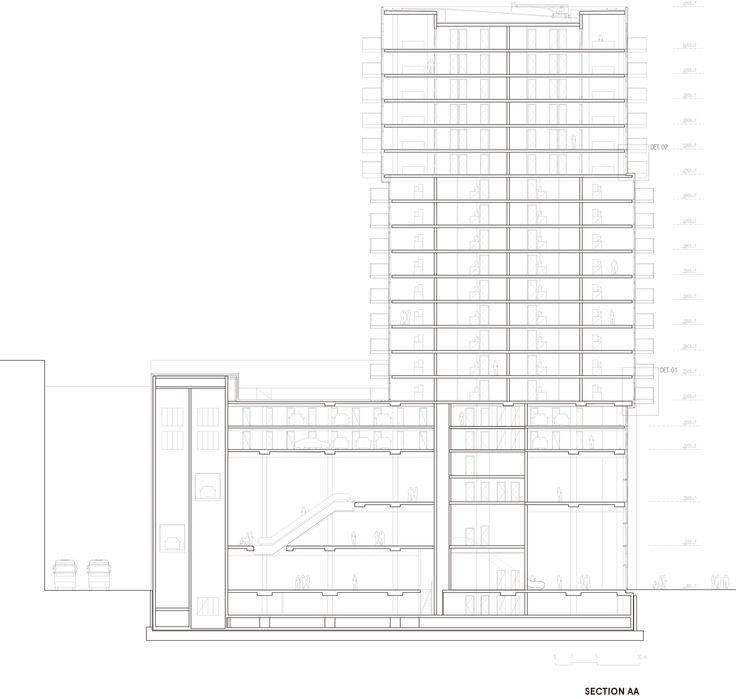 B-tower, Rotterdam