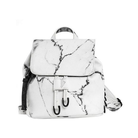 Eddie Borgo Backpack Eddie Borgo for Target mini marble print backpack | Worn once still in great condition, really cute bag. Zara Bags Backpacks