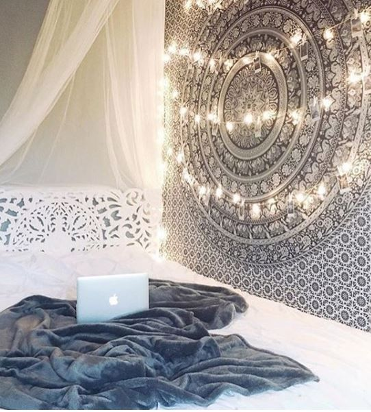 Best 25 elephant tapestry ideas on pinterest room for Space themed tapestry