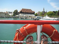 Lake Constanze