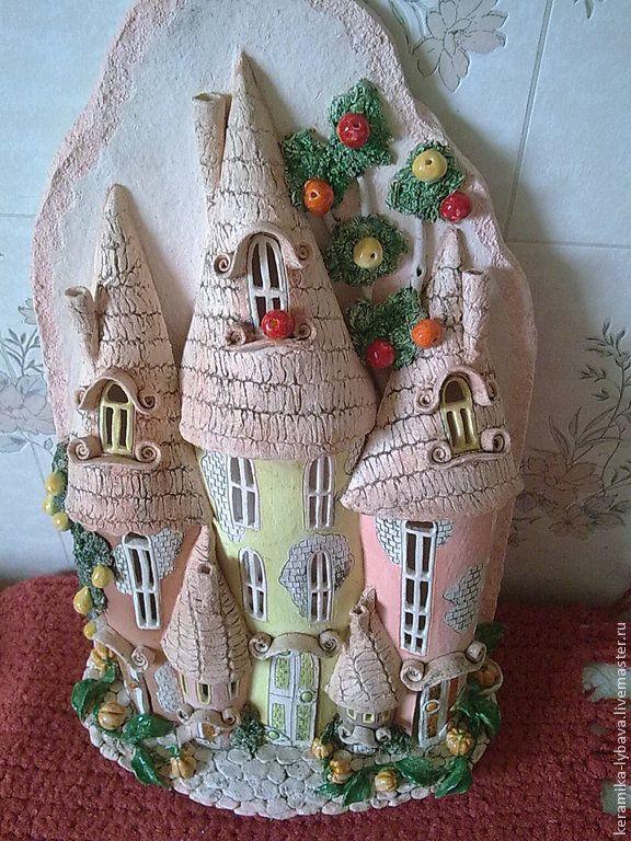 Настенное бра - Keramika-Lybava
