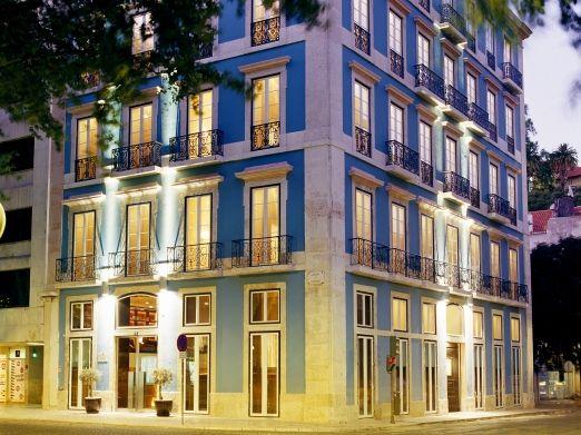 Heritage Av Liberdade Hotel