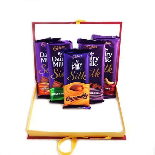 Cadbury Dairy Milk Silk Gift Pack