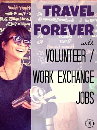 Travel Forever With Volunteer / Work Exchange Gigs | Nomad Wallet