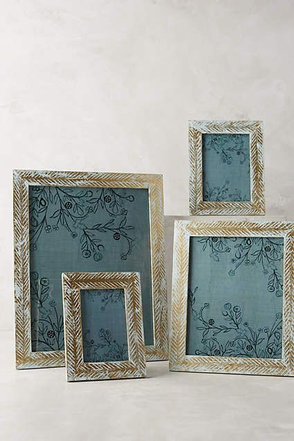 pinequill frame handpainted fiberboard glass dimensions 4 x 6 8h 6