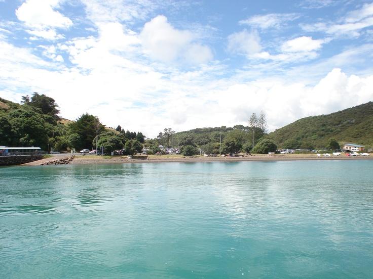 Beautiful Waiheke Island, New Zealand