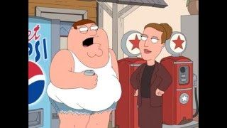 awesome Carrie Fisher was best known as Leia, but she's got a piece of my heart as Peter's boss, Angela, on Family Guy.