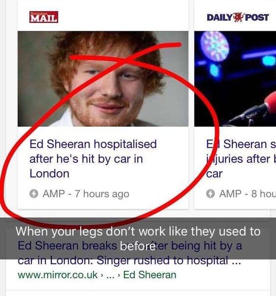 17 Ridiculous Ed Sheeran Memes To Get You564