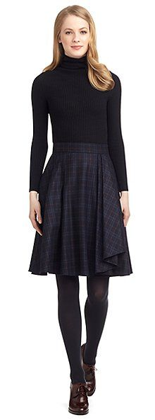 Brooks Brothers Black Fleece Women's Collection