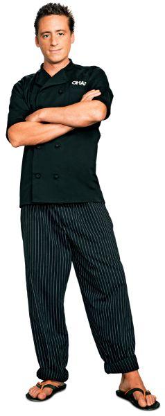 Ben Robinson. chef on Below Deck