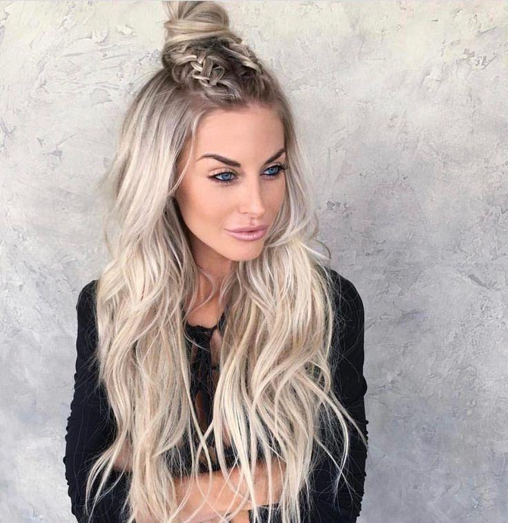 "12.8 mil Me gusta, 63 comentarios - Dope Hair  Beehash Boston (@imallaboutdahair) en Instagram: ""Blonde Beauty ♀️♀️♀️♀️ @hairby_chrissy ❤️❤️❤️❤️"""