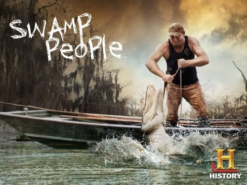 Swamp People....
