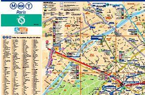 Official Paris Metro (subway) maps for download. Printable PDF map. Paris Metro Maps show Lines 1-14 & RER A (Disney) B (CDG Airport) C (Eiffel/Versailles)