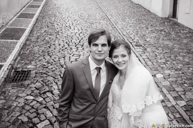Lovely brides